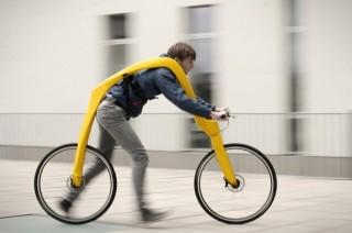 pedal less bike